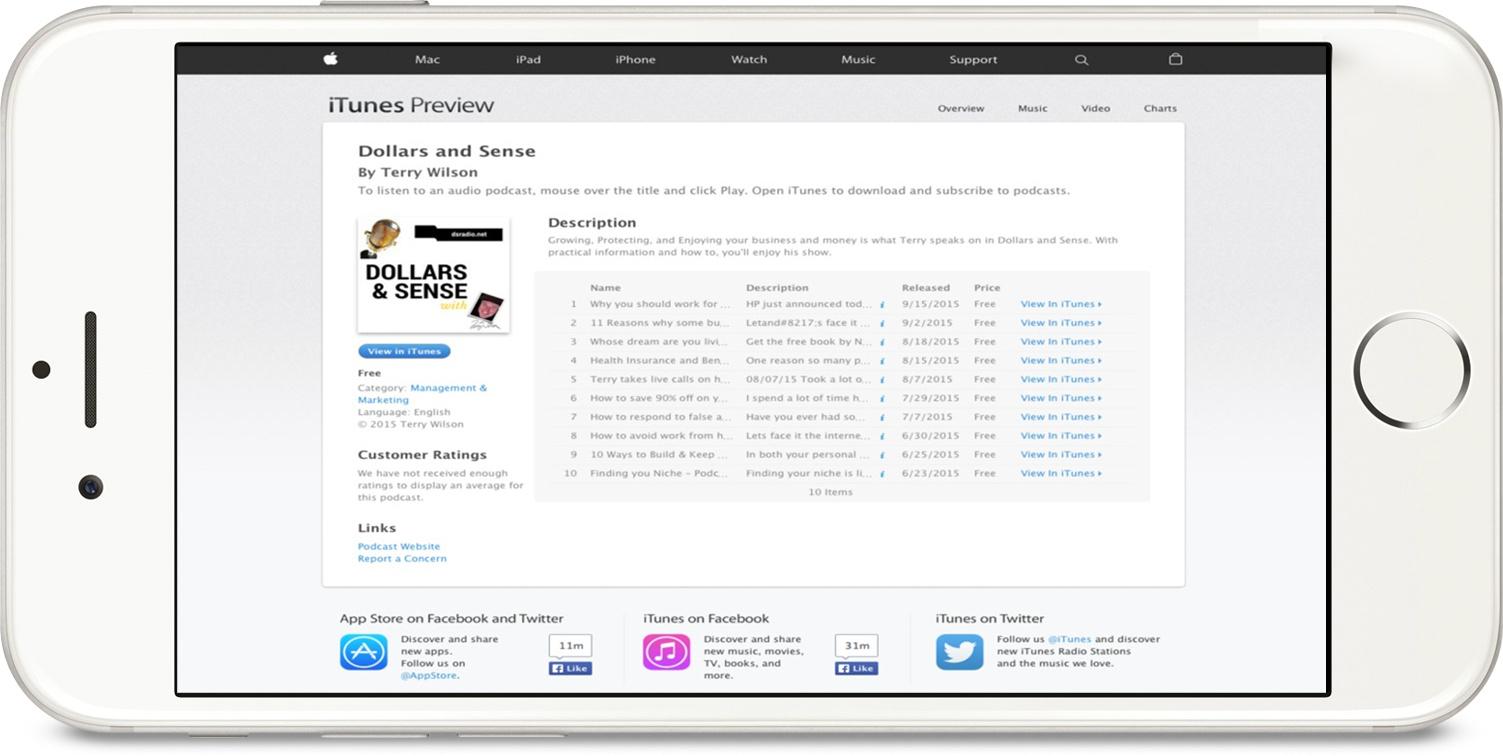 iTunesPodcast
